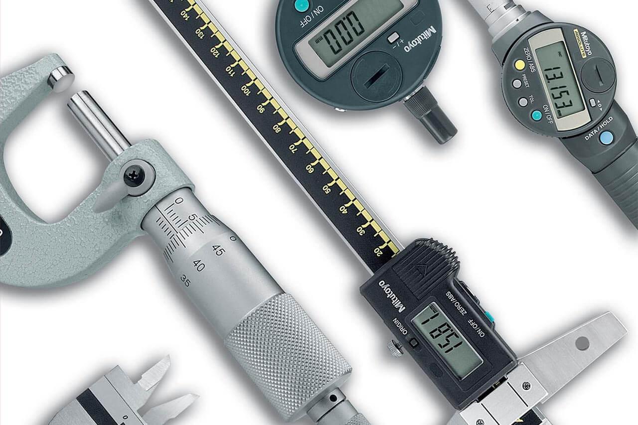 Instrumentos de Medição | JSS Tools